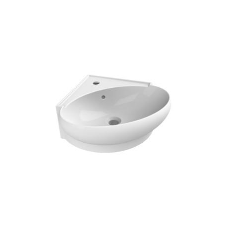 Lavabo mini cerastyle kutahya for Mini lavabo salle de bain
