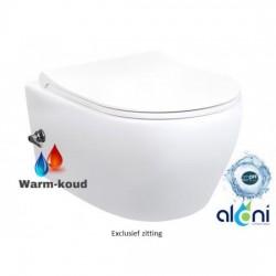 WC ALONI RimOFF eau Chaud / Froid