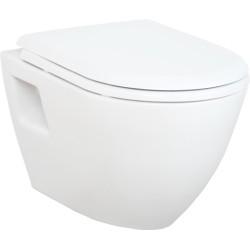 WC hygiénique Creavit TP325 Blanc