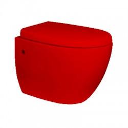 WC Hygienique UNO Rouge